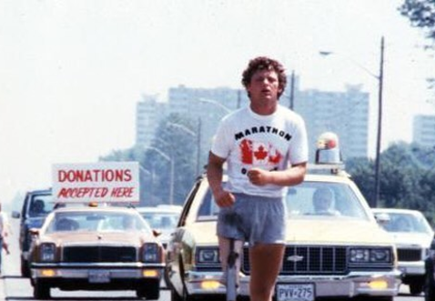 Terry Fox Run – Friday, September 28th