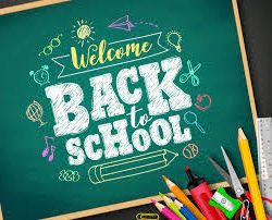 Welcome Back! First Day Procedures