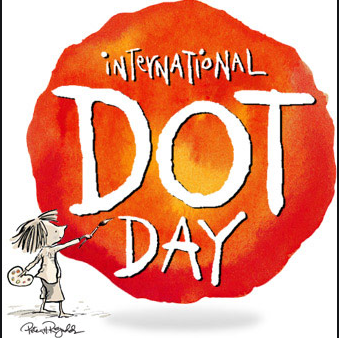 International Dot Day Friday, September 20th…Wear Something with Dots on it!!